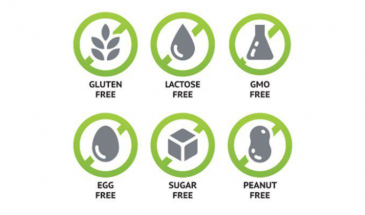 healthy - free from