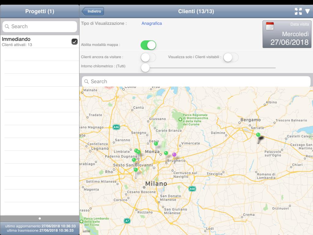 store tools- mappa