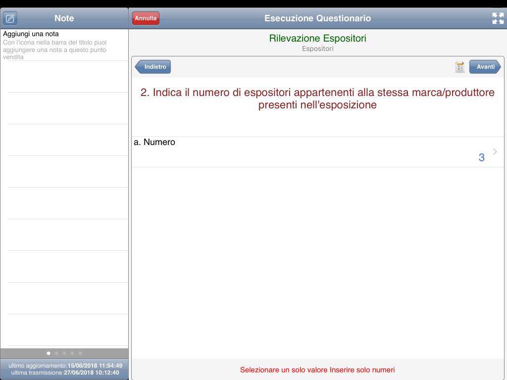 store tools- questionario esecuzione 2